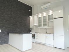 keittiö korotettu katto