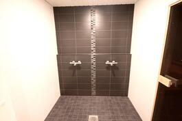 kylpyhuone 2 x suihku