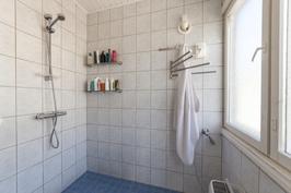 Asuinrakennuksen kylpyhuone