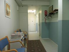 nyt vuokrattu fysikaaliselle hoitolalle vuokrattu huoneisto