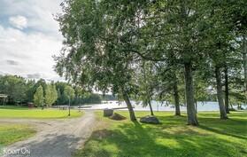 Uimaranta Kaukajärveen