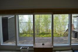 Ikkunanäkymä.