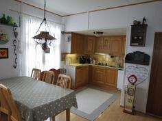 keittiön ruokailutila