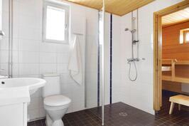 Kylpyhuoneosasto