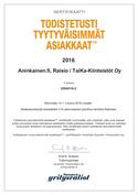 Näin meillä palvellaan, Aninkainen.fi/Raisio, kiinteistövälitys. Merja Hakala puh. 040 840 6627