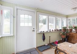 Lasikuisti/veranda