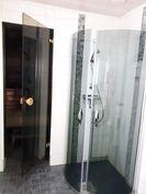 Suihku ja sauna