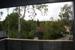 Näkymä terassilta