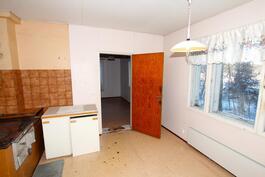 Kuvaa keittiöstä