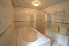 Pesuhuone poreammeella