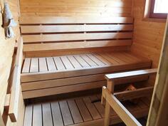Sauna rakennettu 2010