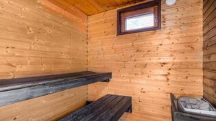 Lisäsiiven sauna