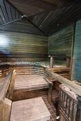 saunarakennusta