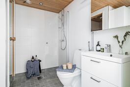 Esittelyasunto C57, 3h, k, 60 m², kylpyhuone