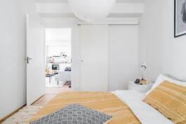 Esittelyasunto C60, 2h, k, s, 51 m², makuuhuone 1, vaatehuone