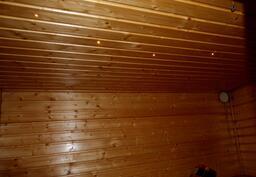 Saunan katon tuikkuvalot