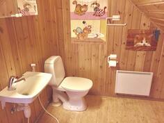 Ylä-kerran wc