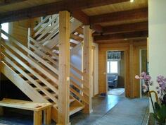 Aula, portaikko