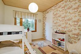 Lastenhuone/ Barnrummet