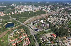 Alustava luonnoskuva Vahva-Jussin alueesta