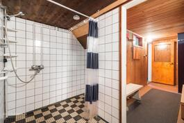 Pukuhuone ja suihku. Jessi-Juulia Kuisma p. 0503663335 Aninkainen.fi, Helsinki.