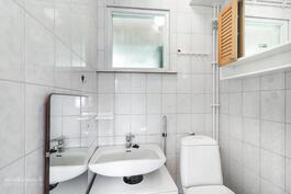 Erillinen wc. Jessi-Juulia Kuisma p. 0503663335 Aninkainen.fi, Helsinki.