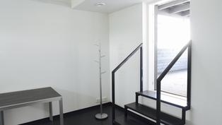 taloyhtiön kerhohuone/käynti kattoterassille