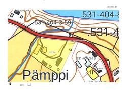 Määräalan kartta