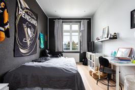 Alakerta makuuhuone