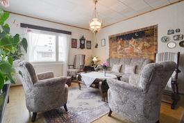 Olohuone/ Vardagsrum