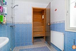 Kylpyhuone, kylpyhuoneessa myös wc