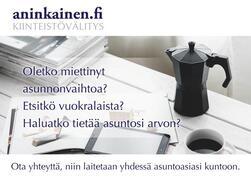 Soita suoraan p. 050 339 6959 / Peetu Viitala tai p. 040 578 3969 / Sebastian Schildt, niin tehdään asuntounelmastasi yhdessä totta!