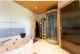Kylpyhuone-Badrum