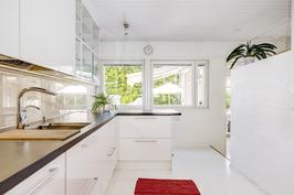 Laadukas keittiö uusittu 2014