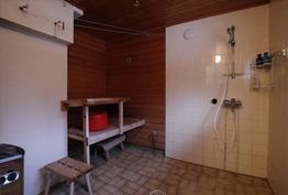 Sauna/pesuhuone