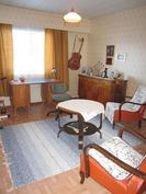 Yläkerran työhuone