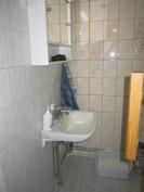 WC yläkerroksessa