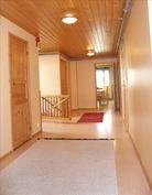 aula, yläkerta