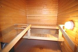 sauna, asuinkerros