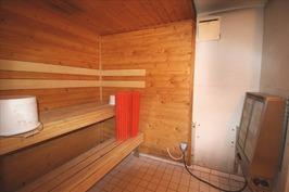 sauna, kellarikerros