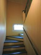 Rappukäytävä yläkertaan