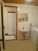 Pesuhuone/pukuhuone