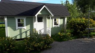 Leikkimökki/vierasmaja