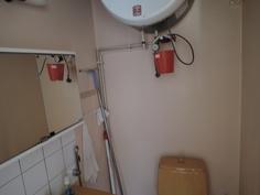 Kaksion wc-tila