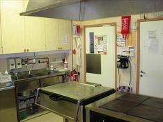 Ravintolan keittiö
