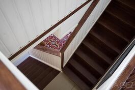 porras yläkertaan talo 1