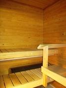 saunallinen pikkuasunto