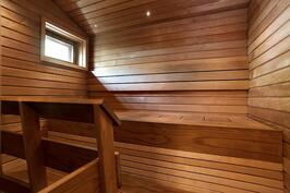 Pikkutalon sauna