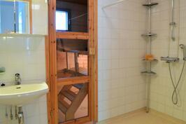 Kylpyhuoneen ovelta