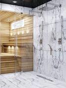 Visualisointikuva kylpyhuoneesta